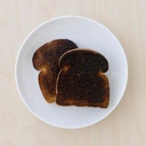 torradas queimadas