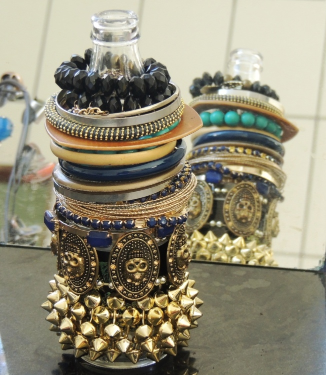 como guardar pulseiras ebraceletes